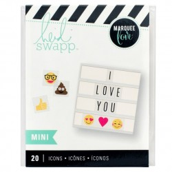 ICONOS EMOJI LIGHT BOX MINI