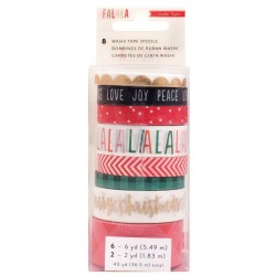 WASHI TAPE FALALA DE CRATE PAPER