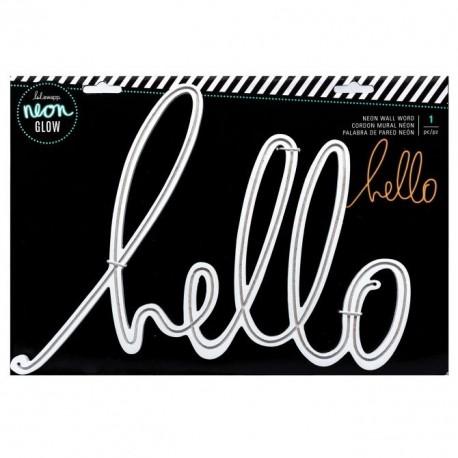 HELLO NEON GLOW