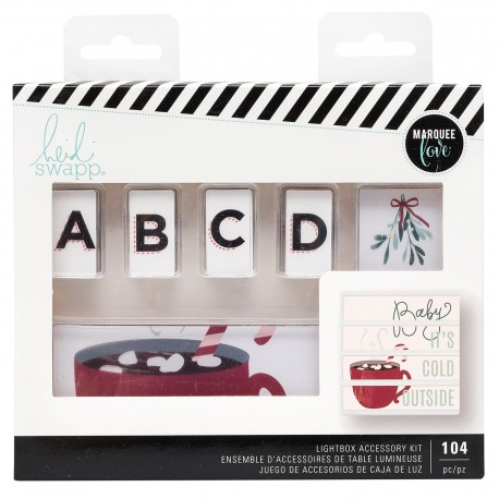 KIT MINI LIGHT BOX NAVIDAD