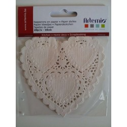 BLONDA PAPEL CORAZON