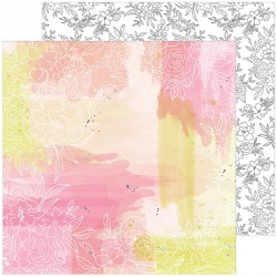 PAPEL SCRAP ONE FINE DAY JUST A LITTLE LOVELY