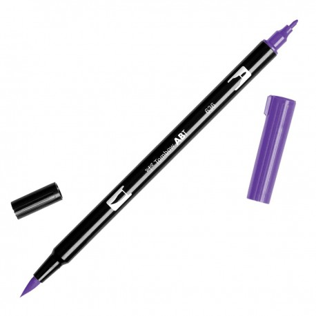 TOMBOW ABT DUAL BRUSH 636 IMPERIAL PURPLE