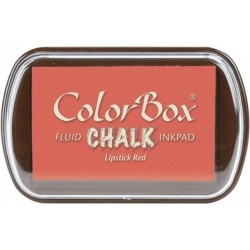 TINTA COLOR BOX LIPSTICK RED CHALK