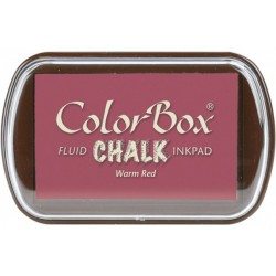 TINTA COLOR BOX WARM RED CHALK