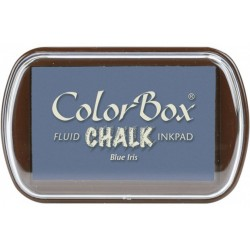 TINTA COLOR MAGIC BLUE IRIS CHALK